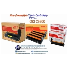 OKI C5600 Compatible MONO  Toner cartridges