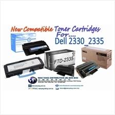 Dell 2330 / 2335 Compatible MONO Toner cartridges