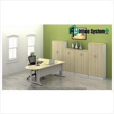 6 Feet Managerial Level Office Table| Office Furniture - VBL 44 - SET