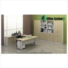 6 Feet Managerial Level Office Table| Office Furniture - VBB 11 - SET