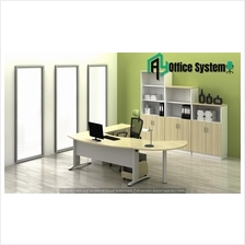 6 Feet Managerial Level Office Table| Office Furniture - VBB 55 - SET