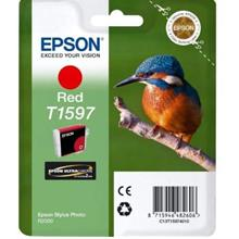 Epson T1597 Ink Cartridge - Red (T159790)