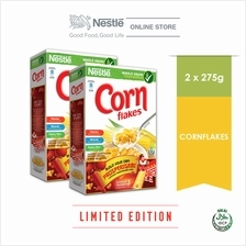NESTLE CORN FLAKES Cereal 275g Prosperigami Bundle of 2