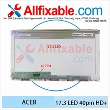 "17.3"" LED 40pin HD+ Acer Aspire 7551-5358"