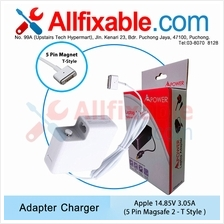 Apple 14.85v 3.05a MacBook Air A1435 A1436 A1465 A1466 Adapter Charger
