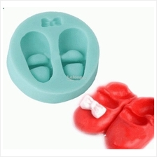 Baby Boot Baby Booties Baby Shoe Silicone Mould 3-in-1