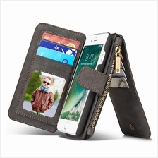 iphone X 6 6S 7 8 S8 PLUS Samsung Note 5 Luxury Wallet case - 007