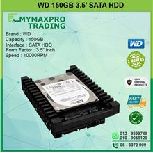 Western Digital 150GB 10Krpm 3.5' SATA HDD WD1500HLFS