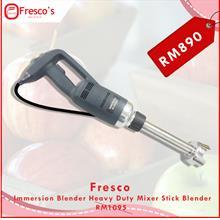 Fresco Immersion Blender Heavy Duty Fruit Blender