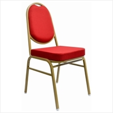 Banquet Chair (Gold Chrome Frame) BC-881E-G