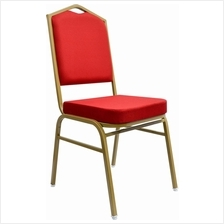 Banquet Chairs (Gold Chrome Frame) BC-871E-G