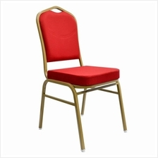 Banquet Chair (Gold Chrome Frame) BC-831E-G