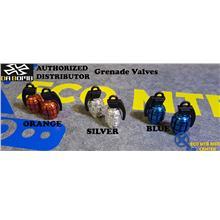 DA BOMB Grenade Valves Cap