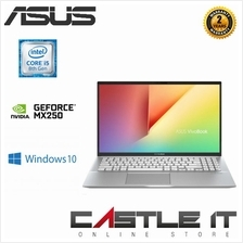 ASUS S531F-LBQ271T: INTEL CORE I5-8265U/4GB DDR4/512GB SSD/DVDRW/NV MX