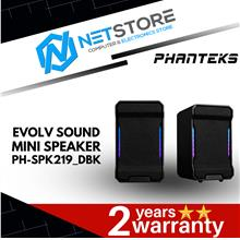 PHANTEKS EVOLV SOUND MINI SPEAKERS - PH-SPK219_DBK