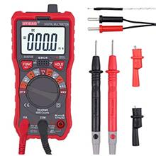 Digital Multimeter Tester Dmm Multimetro Dc Ac Current Voltage Resistance Capa