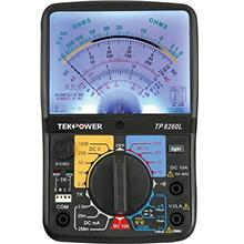 Tekpower TP8260L Analog Multimeter With Back Light, and Transistor Checking do