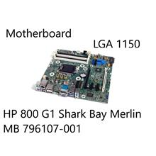 Motherboard 796107-001 HP 800 G1 Shark Bay Merlin Small Form Factor MT