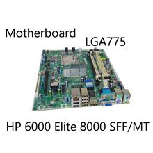 Motherboard HP 6000 8000 Elite SFF MT LGA 775 536884-001 536458-00