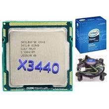 CPU Intel® Xeon® Processor X3430 i5 with heatsin Socke