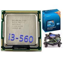"CPU Coreâ""¢ i3-560 550 540 530 with heatsink Socket 1156"