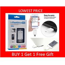 i-Flash iFlash HD iPhone USB OTG Pendrive 8/16GB-free gift OTG adaptor
