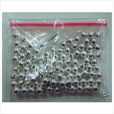 Sale!! 925 Pure Sterling Silver Bali Beads Round 100p