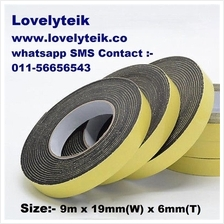 Door Sound Proof Seal Window Acoustic Noise Blocking Rubber Tape
