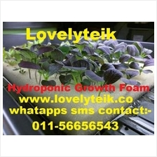 Hydroponic Growth PU Foam Horticulture Seed Germination Sponge