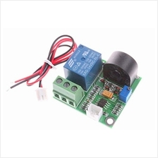 NOYITO 0-5A AC Current Detection Sensor Module Switch Output (DC 5V, Green)