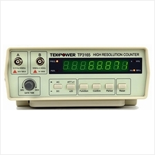 TekPower TP3165, Intelligent Frequency Counter 0.1Hz to 2.4Ghz, with high reso