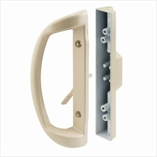 Prime-Line Products C 1327 Sliding Door Handle, Mortise Style, Almond