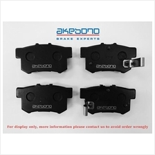 Akebono Brake Pad For Toyota Camry 2005 (2.4L) (ACV30) [Front]