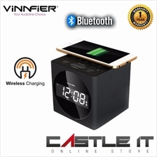 VINNFIER Neo Air 6 Portable Bluetooth Speaker with Wireless Charging,