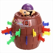 Running Man Pop Up Pirate Loard Barrel Roulette Game Party ~ XL Size