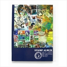 Stamp Album Small Size