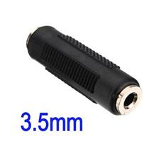 Audio Adapter 3.5mm F to 3.5mm Female Connector