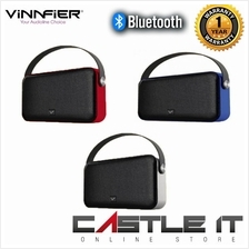 VINNFIER Neo Boom PLUS Wireless Bluetooth portable speaker with USB Dr