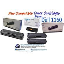 Dell 1160 Compatible MONO Toner cartridges