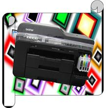 MFC J6910DW NEW BROTHER A3 INKJET PRINTER  with ARS