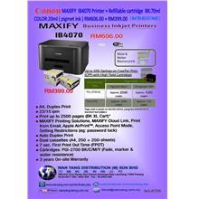CANON MAXIFY  IB4070+ Canon Refillable cartridge PGI 2700XL
