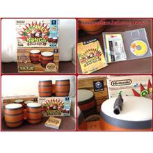 **Incendeo** - Donkey Konga Drum Game for Nintendo Gamecube (1 Pair)
