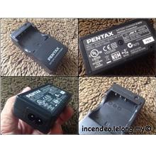 **incendeo** - Original PENTAX Camera Battery Charger D-BC8