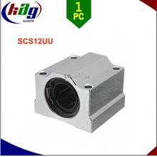 SCS12UU Linear ball bearing block for 12mm shaft