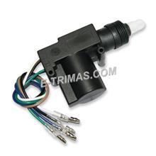 Compact Car Central Door Lock Actuator Gun with Mounting Hardware