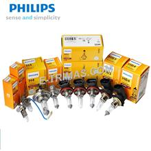 Philips Halogen Bulb Headlight H1/H3/H4/H7/H11/HB3/HB4