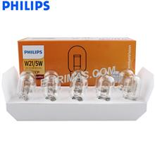 12066CP Genuine Philips T20 Toyota Honda Subaru Brake Light Bulb W21/5W