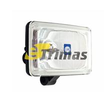 ORIGINAL Hella Comet 450 Driving White Yellow Spotlight