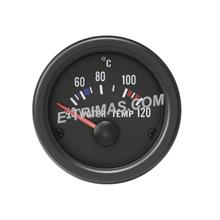 Heavy Duty Analogue Racing Car Monitor Water Temp Thermometer Meter Gauge