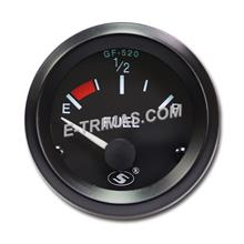52MM Analog Truck Lorry Bus Excavator Electrical Fuel Oil Level Sender Meter G